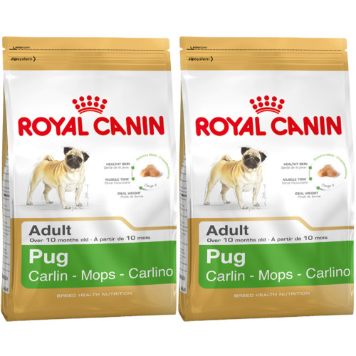 royal canin pug dry dog food