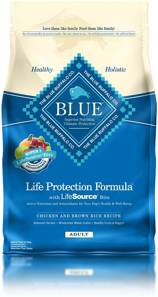 Blue Buffalo Dry Adult Dog food
