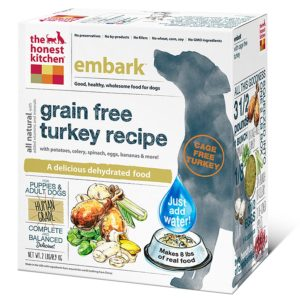 Honest Kitchen Embark dry dog food