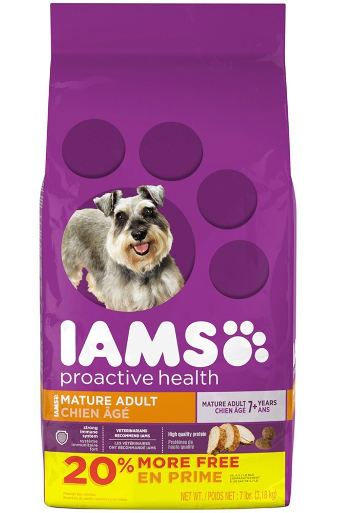 IAMS PROACTIVE HEALTH Senior and Mature Adult Dry Dog Food