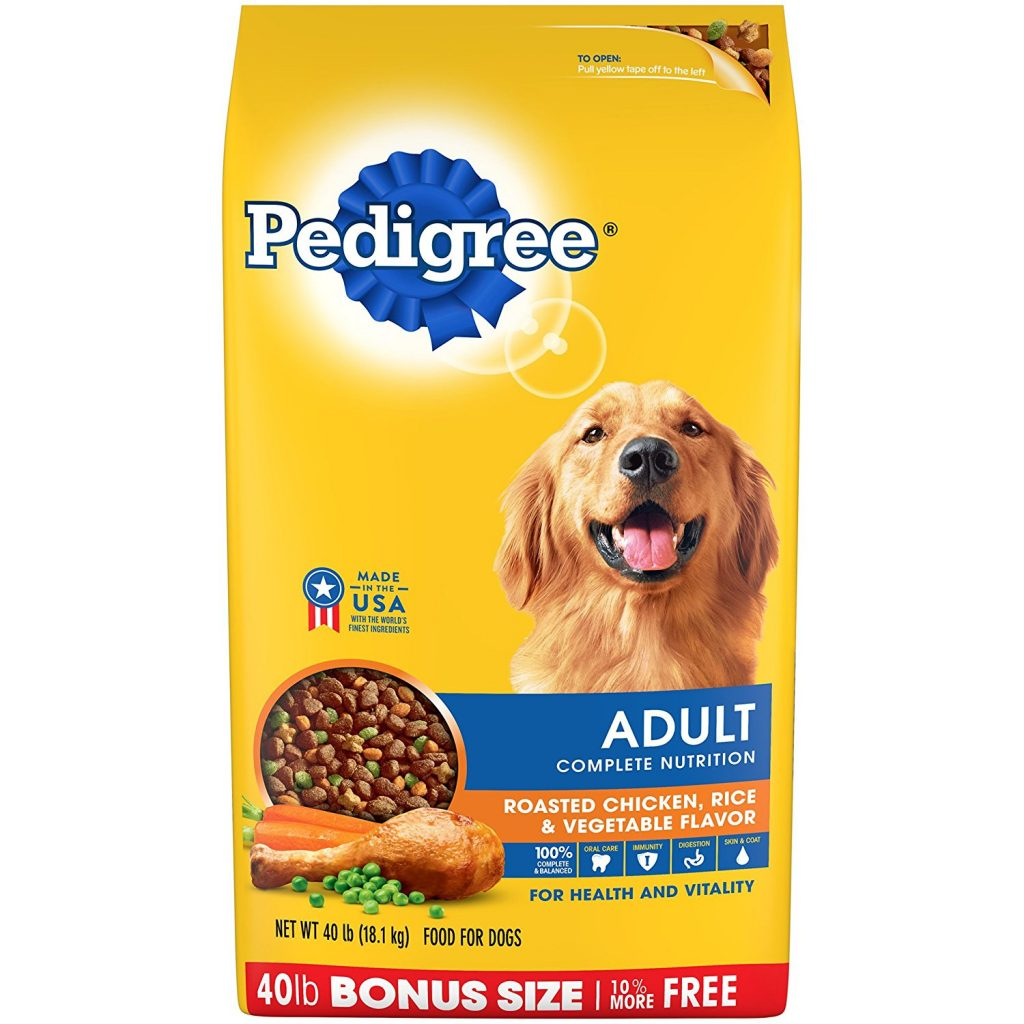 PEDIGREE Dry Dog Food- Complete Nutrition Adult Dry Dog Food