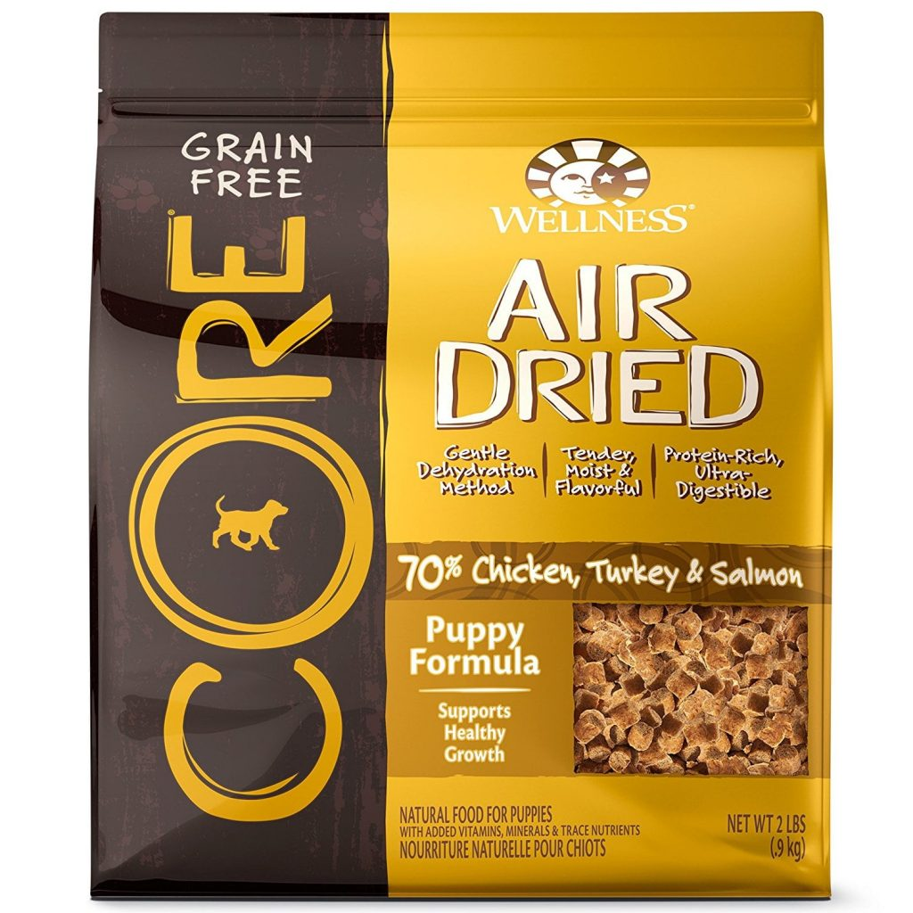 Wellness CORE Air Dried Grain Food Free Natural Dry Dog Food, 2-Pound Bag