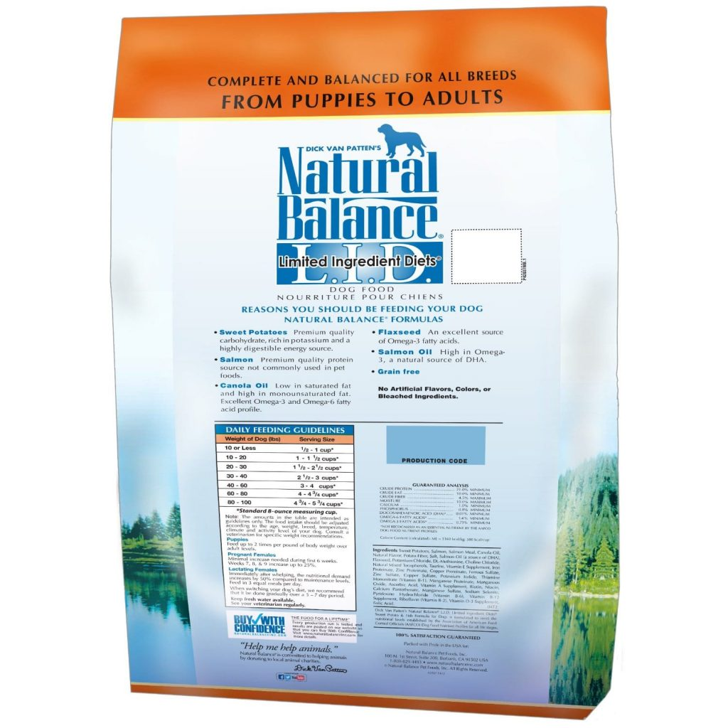 Pure Balance Dog Food Alternative