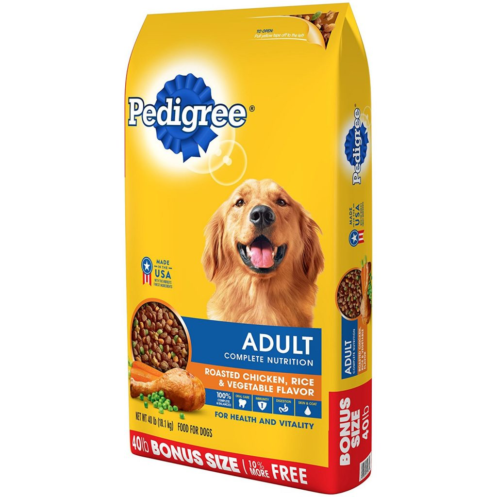 pedigree dry dog food 15kg