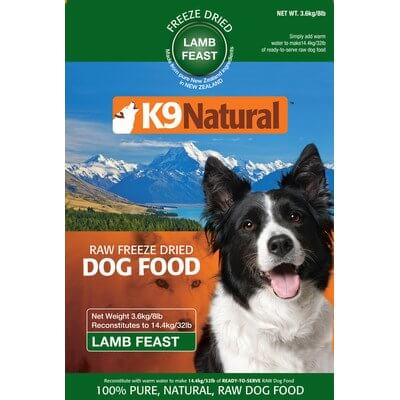 Freeze Dry Dog Food