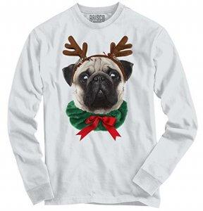 Classic Teaze Funny Cute Pug t shirt