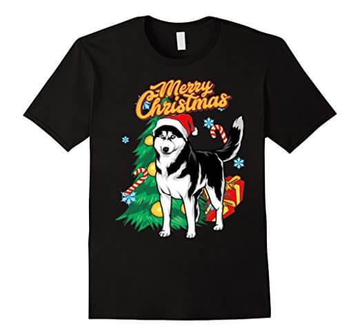 Husky Dog breed T-Shirt