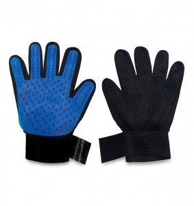Pet Grooming Brush Glove