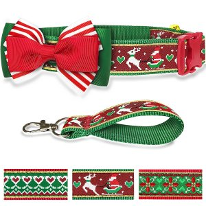 Pet-Rejoir-Creative-Christmas-Dog-Collar