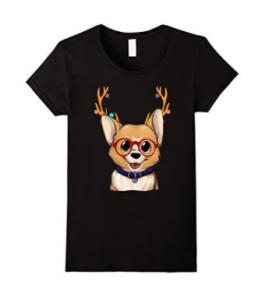 XMAS-Funny-Welsh-Corgi-with-Antlers-Christmas-T-Shirt-Xmas