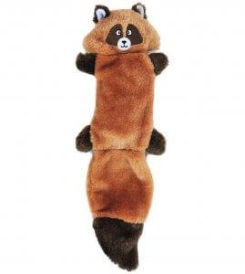 ZippyPaws-Zingy-3-Squeaker-No-Stuffing-Plush-Dog-Toy