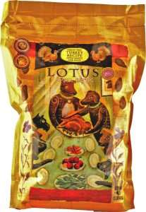 lotus dog food review