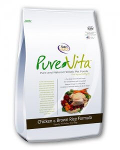 pure vita dog food review