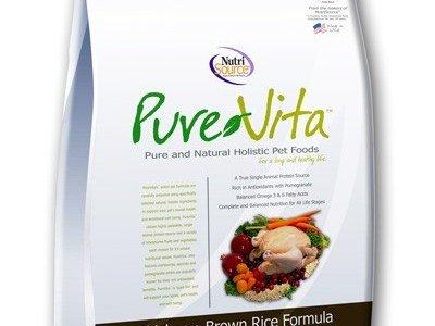 Pure Vita Cat Food Recalls