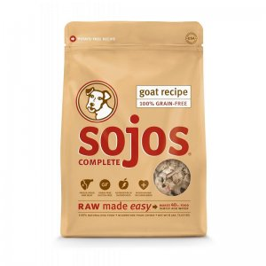 sojos dog food review