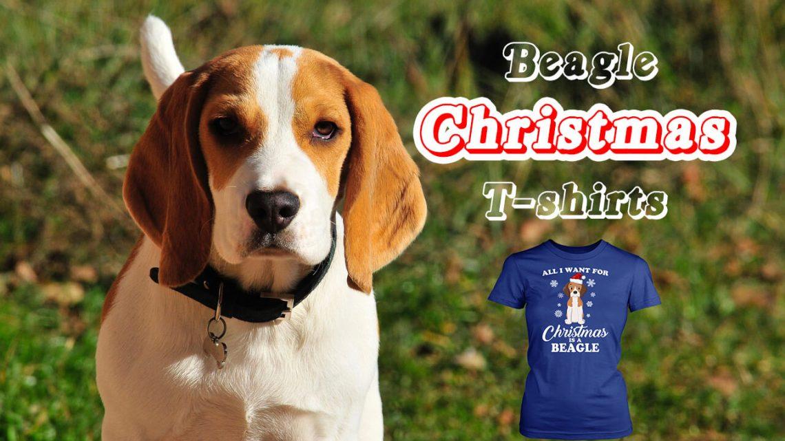 BeagleT-shirts for Christmas