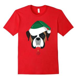 Boxer-Dog-With-Green-Santa's-Hat-Funny-Xmas-Tshirt