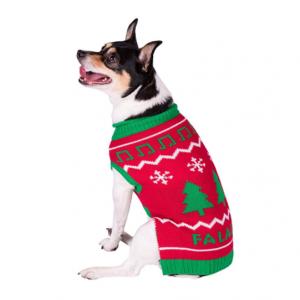Christmas Festive Holiday Pet Dog Sweater