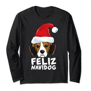 Funny-Feliz-Navidog-Cute-Beagle-Christmas-Santa-T-Shirt