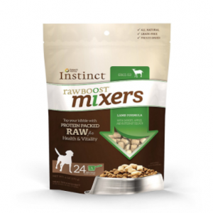 Instinct Raw Grain Free Lamb Formula Freeze