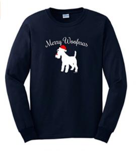 Merry-Woofmas-Santa-Miniature-Schnauzer-Christmas-Long-Sleeve-T-Shirt