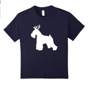 Miniature-Schnauzer-Reindeer-Christmas-Dog-T-Shirt
