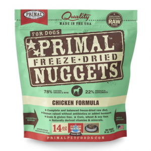 Primal Freeze Dried Pet Foods