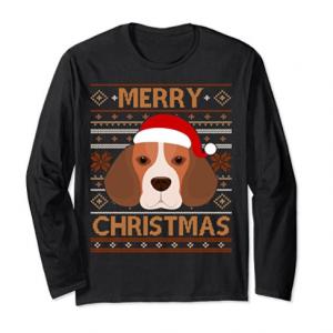 Santa-Beagle-Merry-Christmas-Long-Sleeve