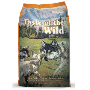 Taste of the Wild Grain Free Dry Dog Food for Puppy