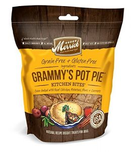Merrick Grain Free Kitchen Bites – Grammy's Pot Pie Dog Food