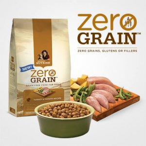 Nutrish Zero Grain Natural Grain Free Dry Dog Food Review Review