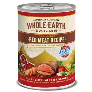 Whole Earth Farms Grain Free Canned Dog Food Review